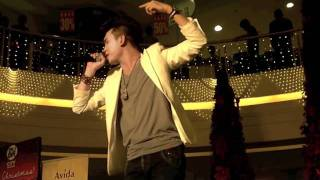 """Myrus performs his carrier single, """"Pusong Lito"""" LIVE in SM Bacoor"""
