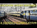 LUCKNOW SWARN SHATABDI: A COMPLETE JOURNEY COMPILATION