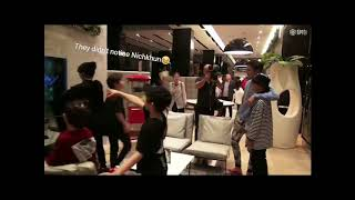 BOY STORY & JYP Nation Interaction (2PM, GOT7, Stray Kids)