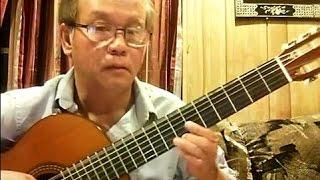 Nửa Hồn Thương Đau (Phạm Đình Chương - thơ: Thanh Tâm Tuyền) - Guitar Cover by Hoàng Bảo Tuấn