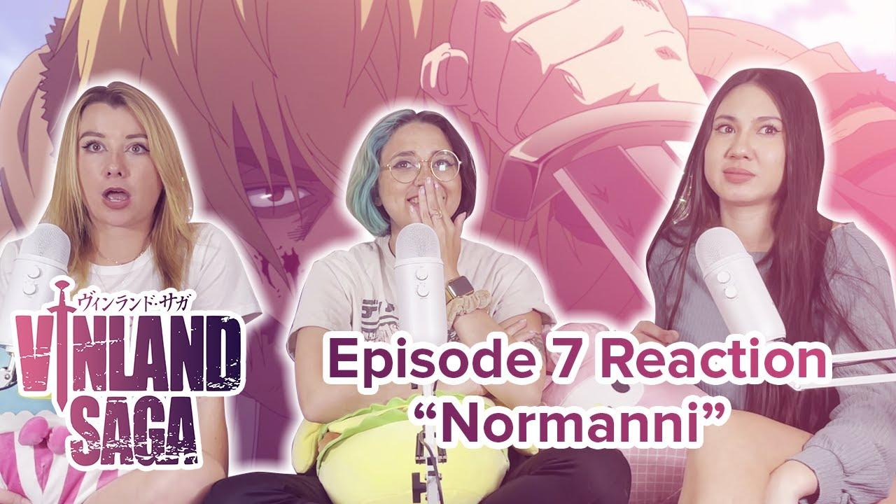 Vinland Saga - Reaction - S1E7 - Normanni