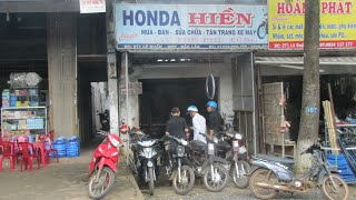 432 Вьетнам дорога на водопад ДРАЙ НУР - ХОНДА ЦЕНТР - строительство дома подробно - дорога -Vietnam