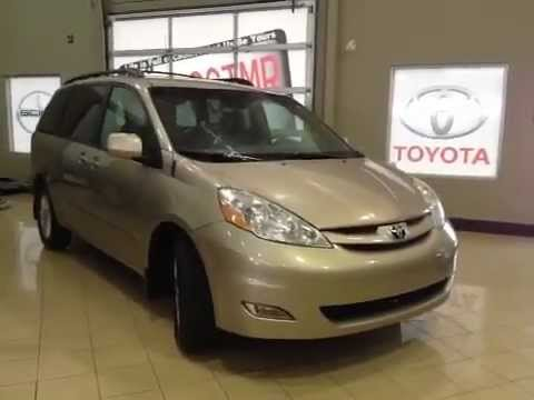 2007 Toyota Sienna Le 7 Penger Awd 4 Door Mini Van At Sherwood Park Scion