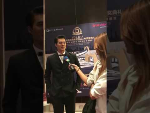 มิกค์ ทองระย้า งานประกาศรางวัล Thailand Headlines Person of The Year