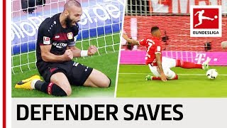 Top 10 Goal Line Clearances 2016/17 - Last-Ditch Defending with Boateng, Toprak, Ginter & More thumbnail