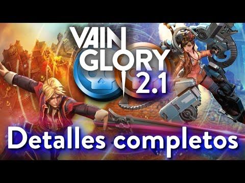 Vainglory 2.1
