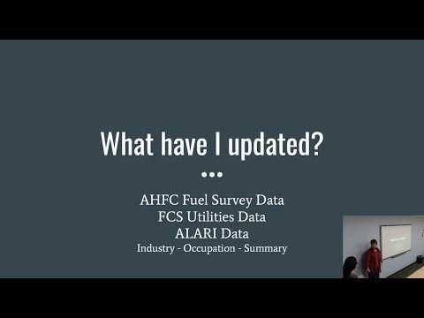 Lunchtime Talk: The Alaska Energy Data Gateway: Bringing You More Information, More Easily