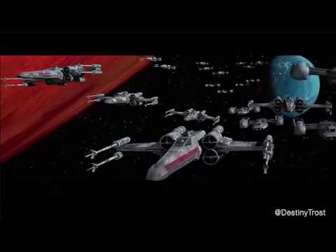 Star Wars Episode 1 - 7 compilation EMOTIONAL