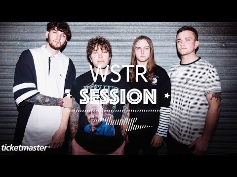 WSTR - 'See You In Hell' | Ticketmaster Session
