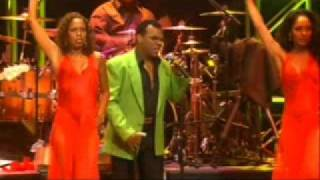 ISLEY BROTHERS Between The Sheets LIVE