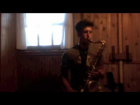 Lovesong (Cure/Adele)- Sax Cover