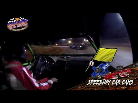 #6 Josh Salisbury - FWD - 9-22-18 Fort Payne Motor Speedway - In Car Camera