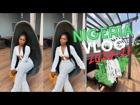 NIGERIA TRAVEL VLOG 2020-2021 | First time in Nigeria!
