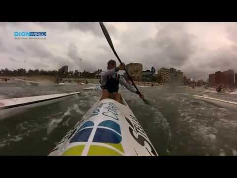 Varsity College Marine Surfski Series 2013 - SuperSport Edit