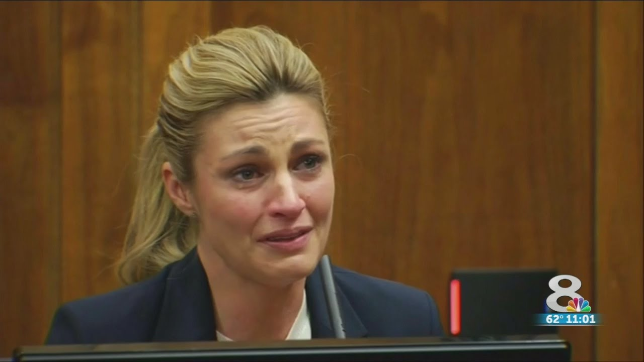 Erin Andrews Gives Emotional Testimony In Peeping Tom -8859