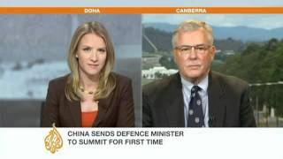 Asian tensions top summit agenda - Asia-Pacific - Al Jazeera English.flv