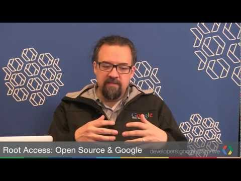 Root Access: Open Source and Google