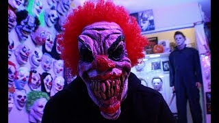 UNBOXING A New Clown Mask (Demon/Monster Clown Mask) Made in China By: Xiao Mo Gu thumbnail