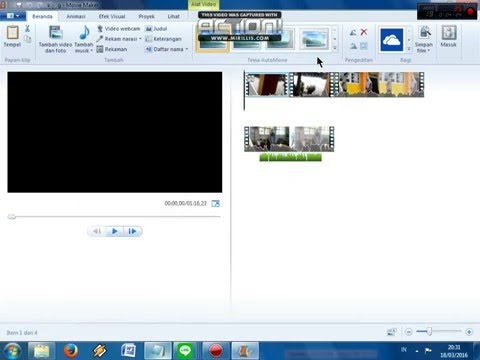 HOW TO AVOID ERROR 0x87260103  IN Windows Live Movie Maker