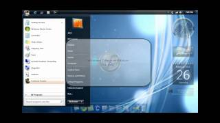 Windows 7 Dark Deluxe&Extreme Edition (FREE) download