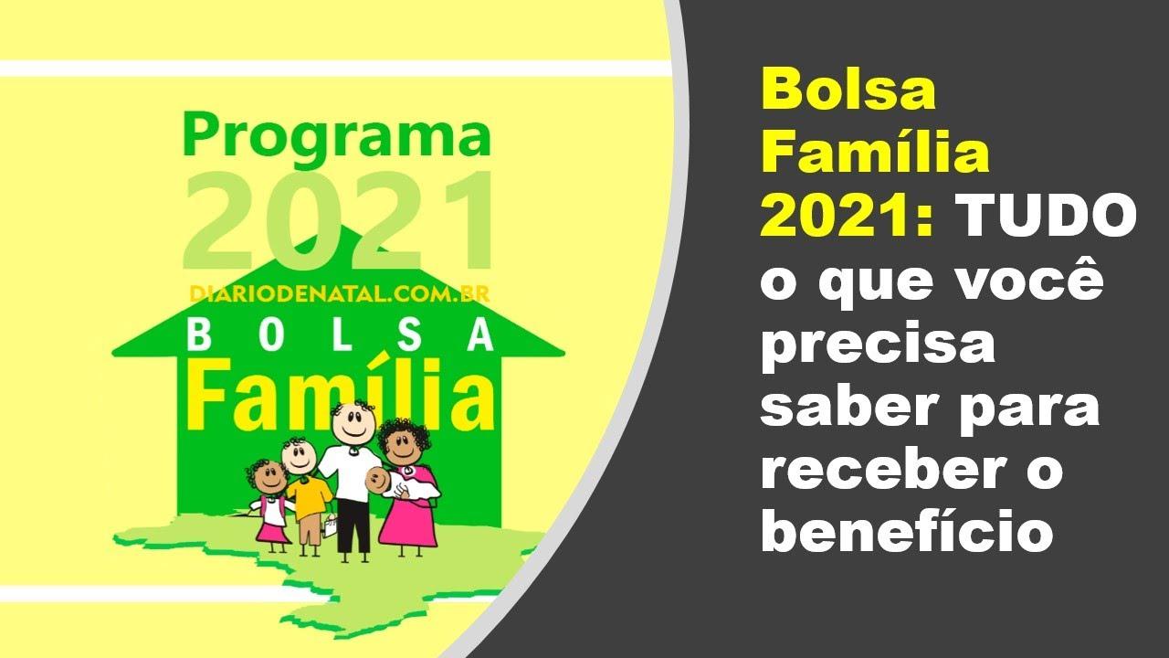 Bolsa Família 2021: TUDO o que você precisa saber para receber o benefício