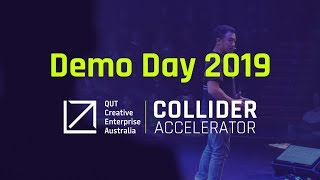 Collider Accelerator Demo Day 2019 Highlights