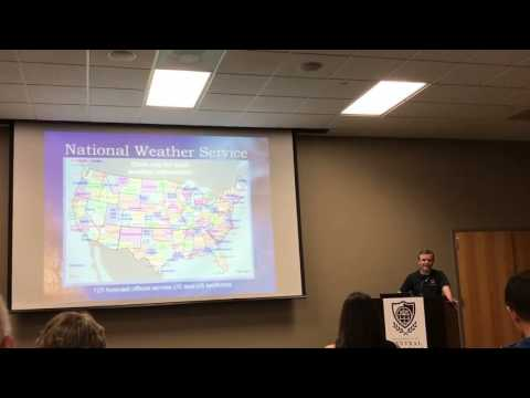 How to Prepare in weater warning - National Weather services speaks about it