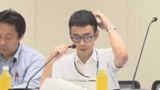 平成27年8月10日開催の、第8回廃炉等に伴う放射性廃棄物の規制に関する...