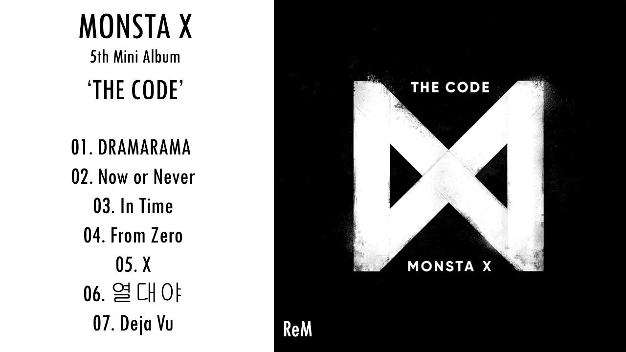 Monsta X The Code
