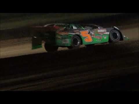 JOSH JACKSON RACING SPOON RIVER SPEEDWAY 3RD PLACE FEATURE 8 25 18