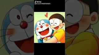 Tik tok hình ảnh Doraemon và nobita