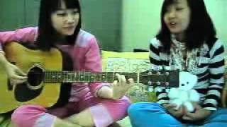 Tuổi hồng thơ ngây - Singer: Nhím - Guitarist: Bã Đậu - Recorder: Héo