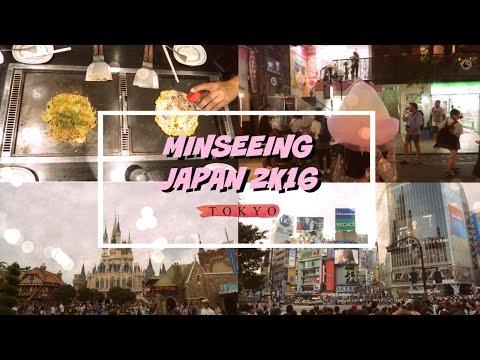 Hello Tokyo! | MINSEEING: JAPAN 2K16 (pt.1) °˖✧◝(⁰▿⁰)◜✧˖°