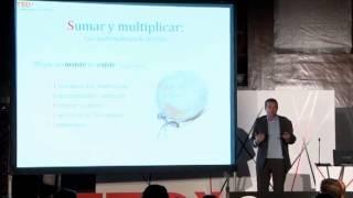 Sumar y multiplicar -- las matemáticas de la vida: Juan Violán at TEDxCanarias