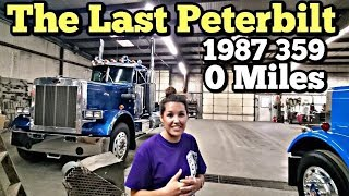 Peterbilt 1987 359 Glider With O Miles | Wilkins Oklahoma Truck Supply | TheAsianMaiShow