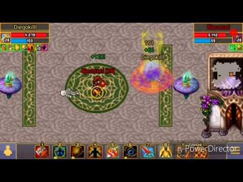 Warlock vs Seeker - Warspear online
