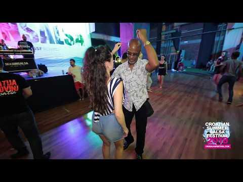 Robert & Zlatka - social dancing @ ADRIS OLD TOBACCO FACTORY