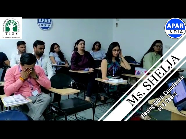 Shelja with 6 Years experience | Digital Marketing Course @ TATA Institute of Social Sciences (TISS)