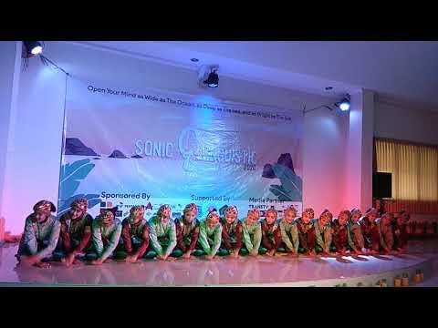 Penampilan Tari Ratoh Jaroe SMA Negeri 6 Tangsel. MAN IC Fest, 29 Februari 2020