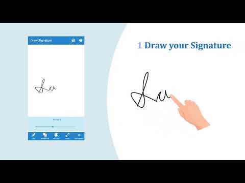 صانع التوقيع منشئ التوقيع الرقمي التطبيقات على Google Play