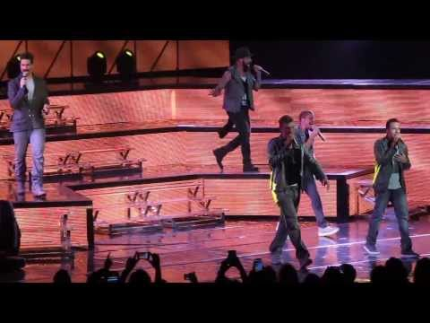 Backstreet Boys -- Show Me the Meaning of Being Lonely (live)