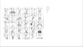 Большой урок английского языка - Алфавит/ Alphabet