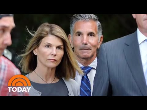 Lori Loughlin Legal Strategy Revealed As Star Appears In Court   TODAY thumbnail