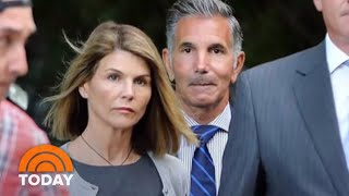 Lori Loughlin Legal Strategy Revealed As Star Appears In Court | TODAY
