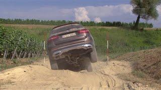 Mercedes GLC: Die Offroad C-Klasse - Vorfahrt | auto motor und sport