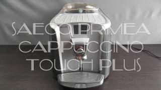 Saeco primea cappuccino touch plus. Инструкция, видео обзор, секреты эксплуатации!(Если вы захотите купить Saeco Royal, вот ссылка на соответствующую страницу нашего магазина: http://kava4me.com/products/2411851..., 2016-06-04T20:52:33.000Z)