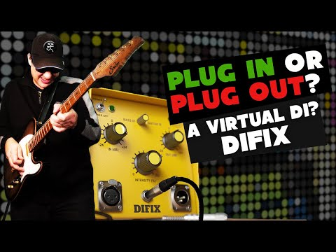 United Plugins DIFIX | One of Many Bass & Guitar Mixing Plugins Worth Trying?