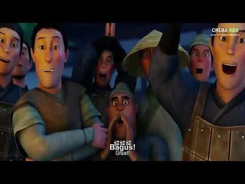 Download Film Animasi Kera Sakti Terbaik (Kembalinya Pahlawan)
