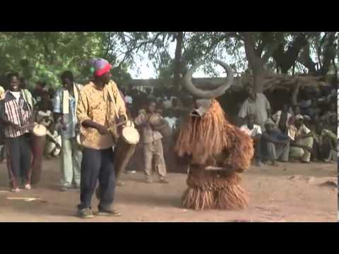 African Art in Performance: The Winiama Masks of the Village of Ouri