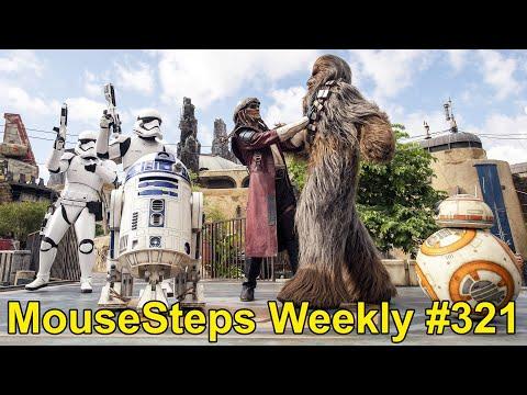 Mousesteps Weekly 270 Disney Animal Kingdom W Yak Yeti